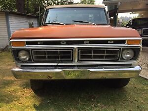 1977 ford