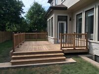 FENCE INSTALLATION / FENCE & DECK REPAIR / POST REPLACEMENTS
