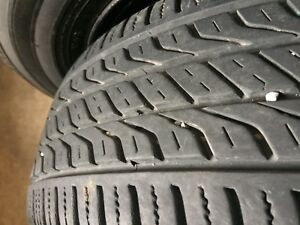 4 toyo summer tires with rims 185/70/14 (4x100)