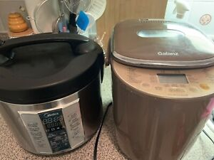 Rice cooker and bread maker