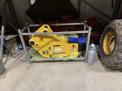 Hydraulic Hammer Concrete Breaker 50 Mm Pin Loader Backhoe Mini Excavator New
