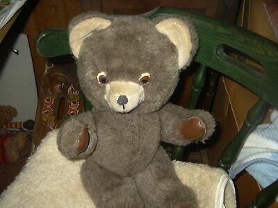 Bär Teddy antik brummt Brummbär Sammlerstück Wolle (Teddybären Sammlerstücke)