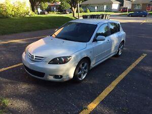 Mazda 3 2.3L manuel 2006