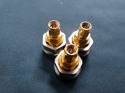 Agilent Hp Keysight 1250-1746 3.5mmm- 7mm Apc-7 Adapter