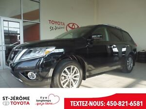 2015 Nissan Pathfinder * 4X4 * MAGS * 60 000 KM *