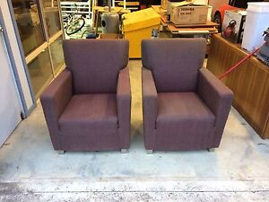 Retro arm chairs Windsor Downs Hawkesbury Area Preview