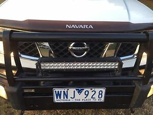 2008 Nissan Navara D40 ST-X (Spain)4x4 Romsey Macedon Ranges Preview