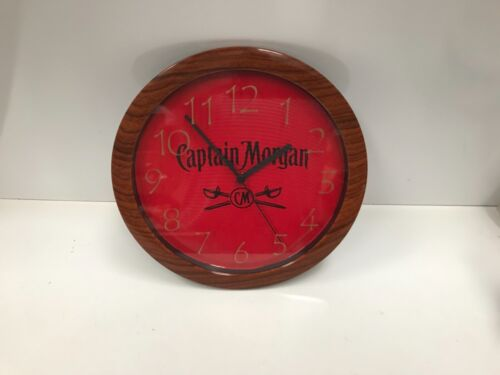 Captain Morgan Clock