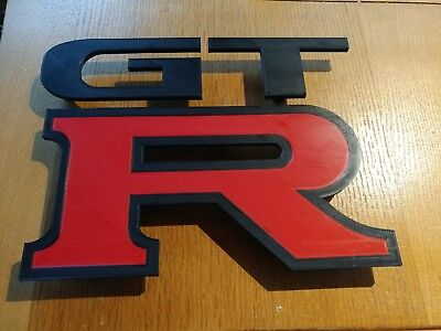 GTR Sign  - The ULTIMATE Nissan R32 R33 R34 R35 Skyline sign  for sale  Shipping to Ireland