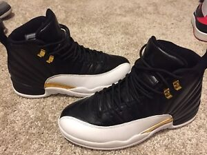 Air Jordan 12 Wings size 8.5 - B rated Jordan's