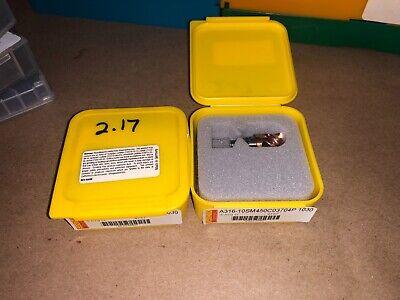 Sandvik Coromant A316-10sm450c03704p 1030 Carbide End Milling Tip Insert