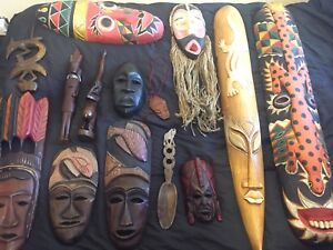 Items africains