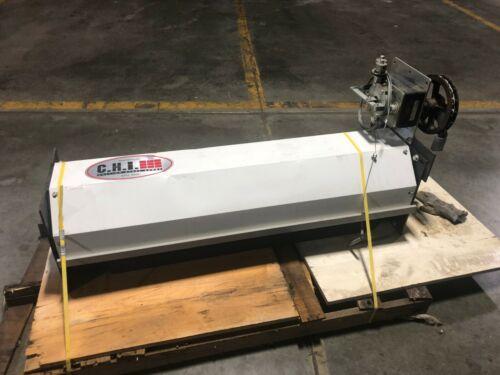 CHI model #7301 roller fire door 3 hour label w/steel jambs