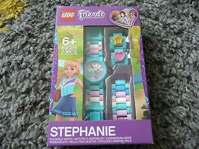 LEGO FRIENDS 8021254 STEPHANIE BUILDABLE WATCH - NEW IN BOX