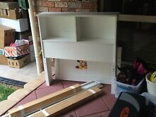 Book shelf head single bed Rutherford Maitland Area Preview