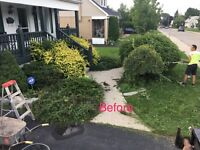 Fast Landscaping & Garbage Removal