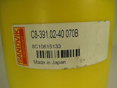 Sandvik Coromant 6763491 Capto Reduction Adapter C8-391.02-40 070b - New
