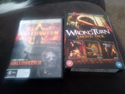 Dvds horror