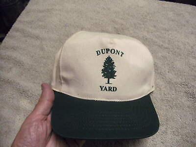 Dupont Yard Saw Mill South Ga Dupont Ga Ball Cap One Size Fits All See Pi