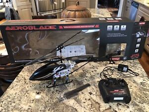 Aeroblade mega 22 inch long RC helicopter