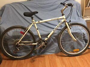 Raleigh Legend Vintage Mountain bike Stiff frame