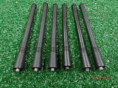 6 Kenwood Oem Vhf Antenna Kra14 Kra-14 Tk2180 Tk5210 Tk2140 Tk2300 Tk260g