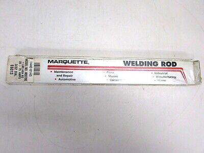 New Marquette E-6013 332 Arc Welding Electrodes 1 Lb 1440-0145