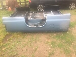 Dodge Dakota box rust free!