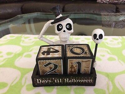 Halloween Days ' til Hallween Count Down New (Days Til Halloween)