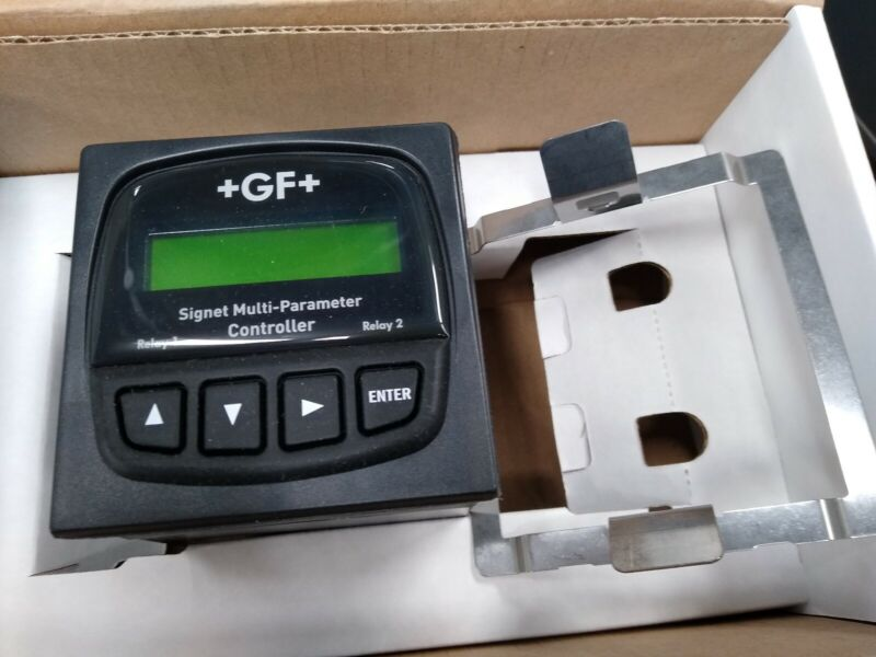 159000868 Georg Fischer Signet, LLC Base Unit With Back-Lit LCD