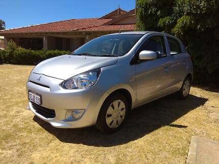 2013 Mitsubishi Mirage as new immaculate condition