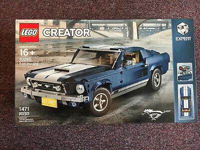 LEGO Creator 10265 Ford Mustang - BRAND NEW SEALED IN ORIGINAL BOX