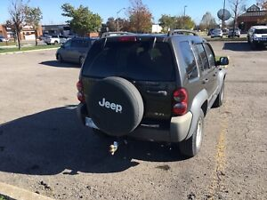 Good Condition 2006 Jeep Liberty 4x4!