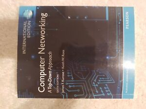 Computer Networking A Top-Down Approach 6e Sixth Edition