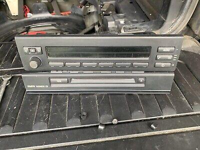 2000 - 2006 BMW X5 E53 Business CD Player Radio Changer Stereo Head Unit OEM