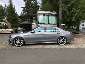 2014 Mercedes Benz S550 - LONG WHEEL BASE - Factory Warranty