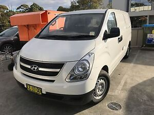Ex Demo 2015 Hyundai I-Load Gas/Battery Powered Coffee Van Frenchs Forest Warringah Area Preview