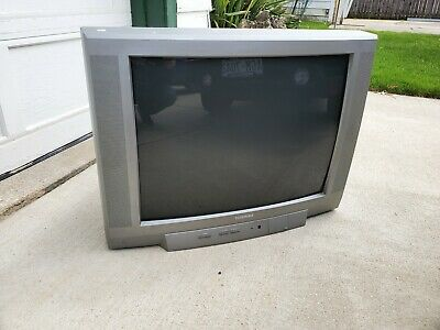 "Toshiba 27A32 CRT TV / Gaming monitor (27"") Component S Video Inputs"