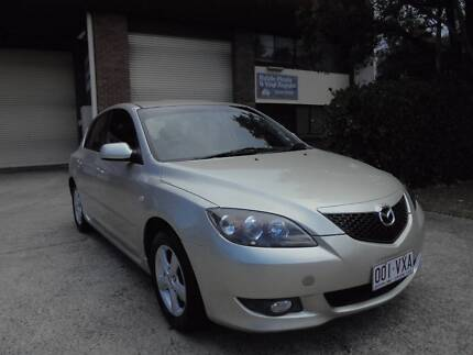 2006 Mazda 3 Hatch (Auto/Air/P-steer) *Rego till March 2016* Capalaba Brisbane South East Preview