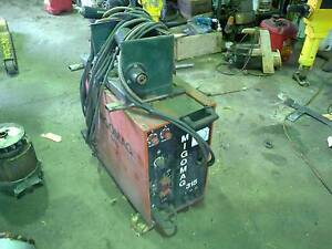 MIg o mag 315 amp welder Capalaba Brisbane South East Preview