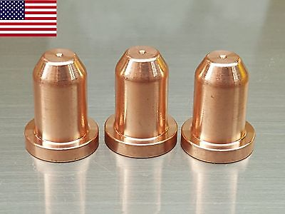 3 X 770795 Nozzles 12a For Hobart Airforce 12ci Plasma Cutter