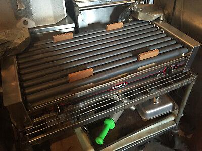 Hot Dog Roller Grill Machine Brand New Nemco 8036sx-120