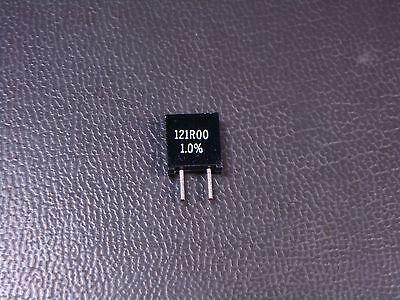 Y0075121r000f0l Vishay Metal Foil Resistor 121 Ohm 1 300mw Vsr121r00fb