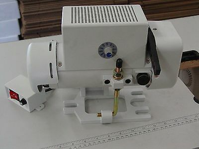 Sewing Machine Servo Electric Motor W Adjustable Speed 110v 550w New 34hp