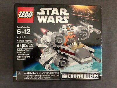 LEGO Star Wars X-Wing Fighter Microfighters 75032 NEW