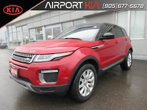 2016 Land Rover Range Rover Evoque SE/Panoramic Sunroof/Navigati