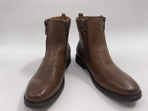 New: Guess Men's Leather Boot Size 9