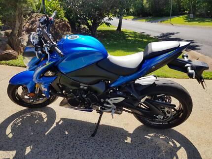 Suzuki GSX-S1000 Cairns Area Preview