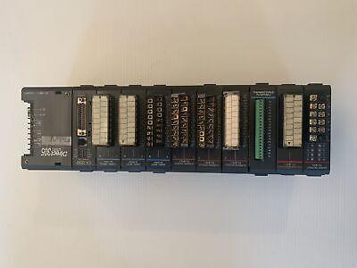Koyo Direct Logic 305 Cpu Plc With 10 Modules D3-08td1 108 16 Na F316ta1