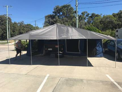 2010 Market Direct Camper Trailer Bongaree Caboolture Area Preview